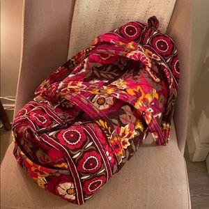 Small Vera Bradley Duffel Bag (Like New)